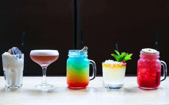 cocktails mcr