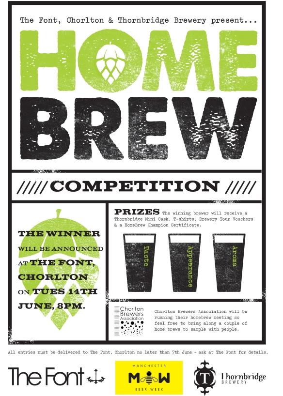 MBW Homebrew poster