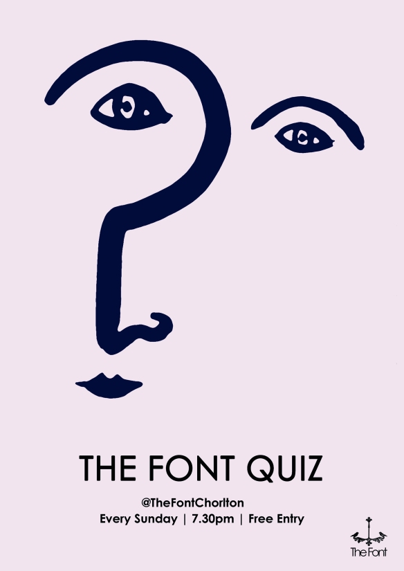 the font quiz FC interent 2