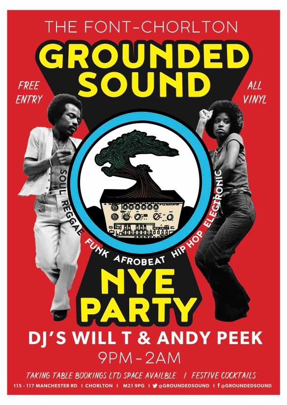 GROUNDED SOUND NYE small
