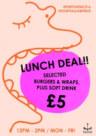 lunchtime meal deal INTERNET